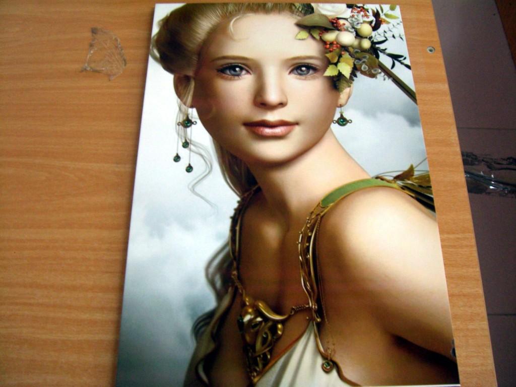 瓷砖彩印④ 7880万能平板打印机价格 高清图片