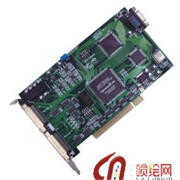 产品概述 amc8400是一款基于pci总线的高性能运动控制卡,它可闭环控制