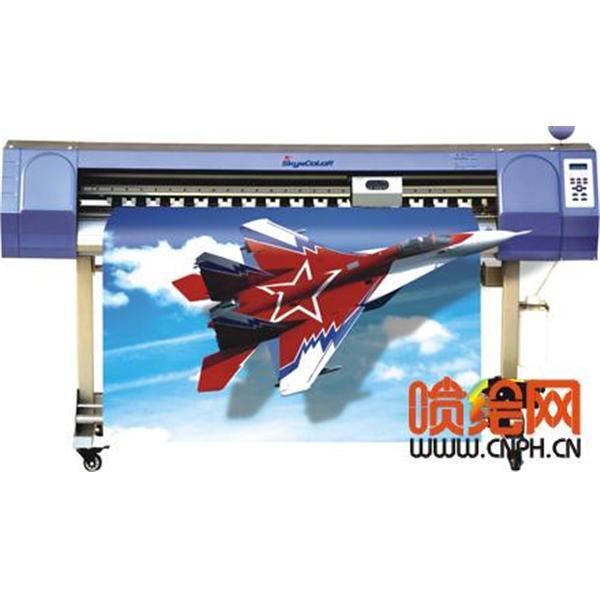 天彩Sc 160 幻影压电写真机 广告设备