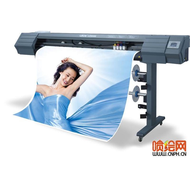 乐彩5500 广告设备 写真机