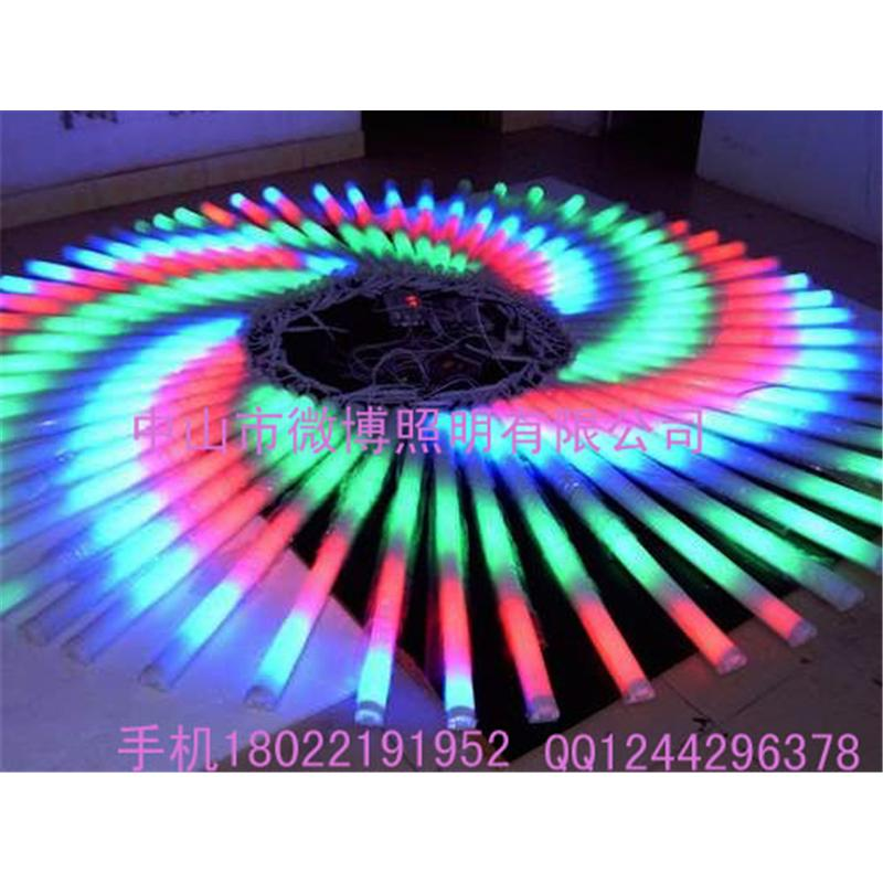 LED数码管/亮化灯箱招牌数码管/广告牌动画调频护栏管/室内外亮化工程专用数码管
