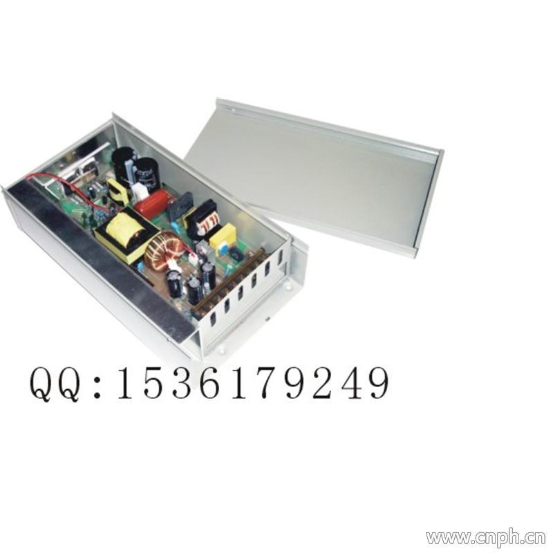 led5v60a300w外露发光字防雨电源