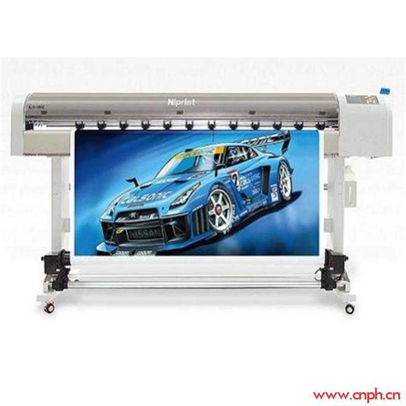 丽图压电写真机XJ7-160/160E,机器价位较低,成本回收较快