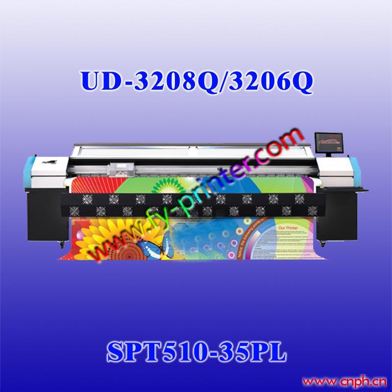 飞腾UD-3208Q溶剂型喷绘机