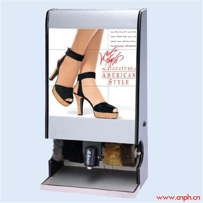 全自动广告擦鞋机专业生产厂家