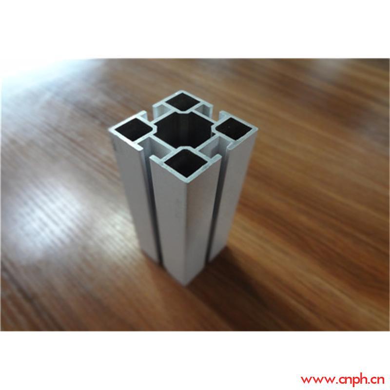 广东展览铝材4分方柱